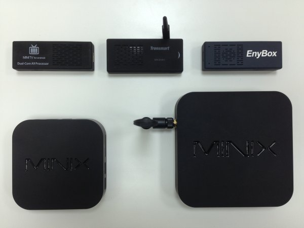 Digital signage Android TV player