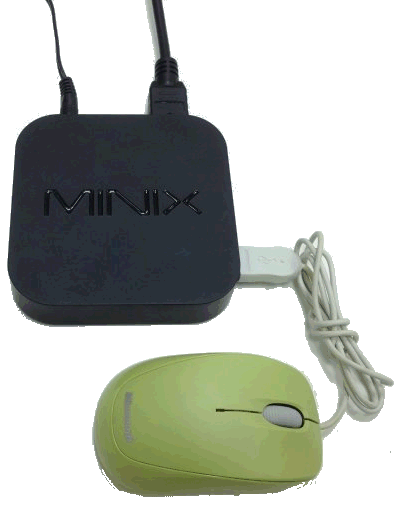 Flashing Minix Neo X7 mini