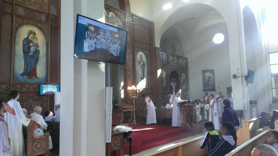 Church religious institutions digital signage