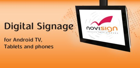 Interactive broadcast digital signage