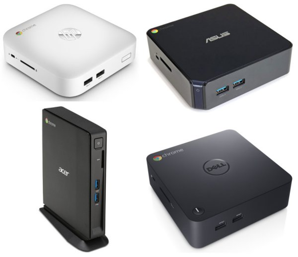 Chromebox boxes