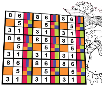 Digital Sudoku game