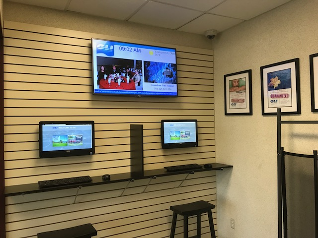 employee communications digital signage