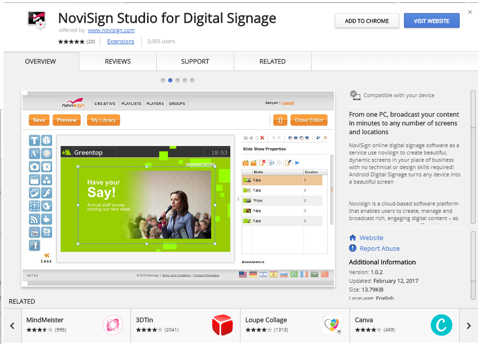How to Use Chrome OS for Digital Signage?