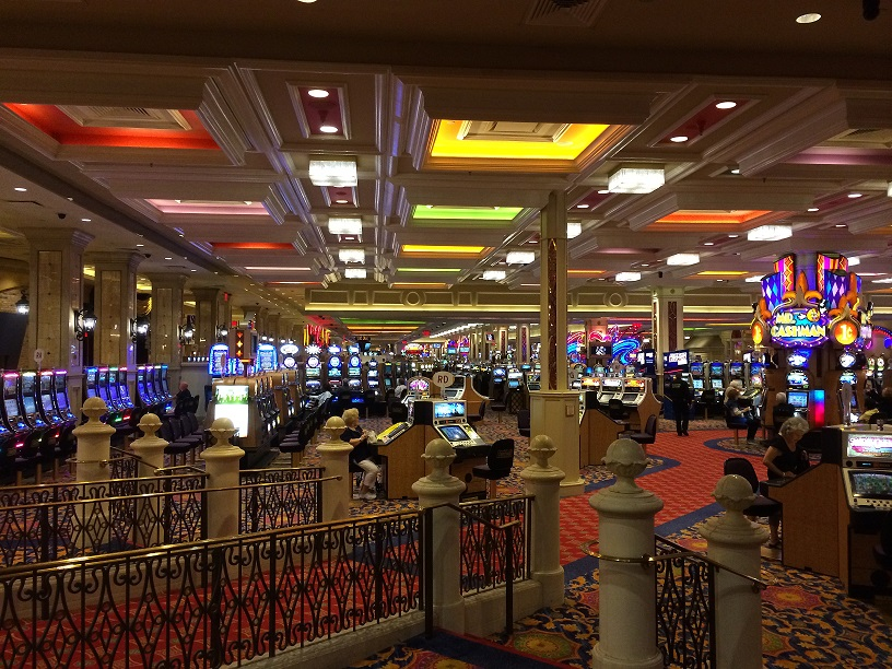 Digital Signage for Casinos