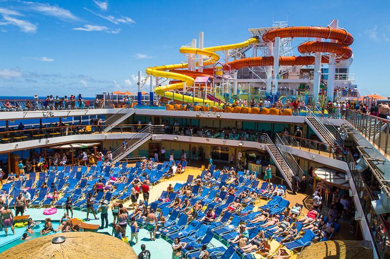 Digital Signage for Cruise Ships
