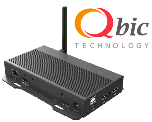 Qbic Technology - BXP-300 Android player