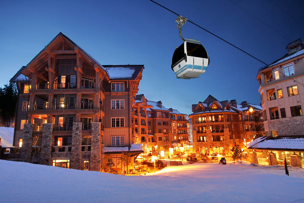 ultimate guide to digital signage for ski resorts