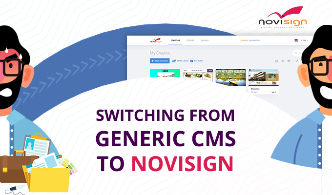 Why NoviSign Digital Signage