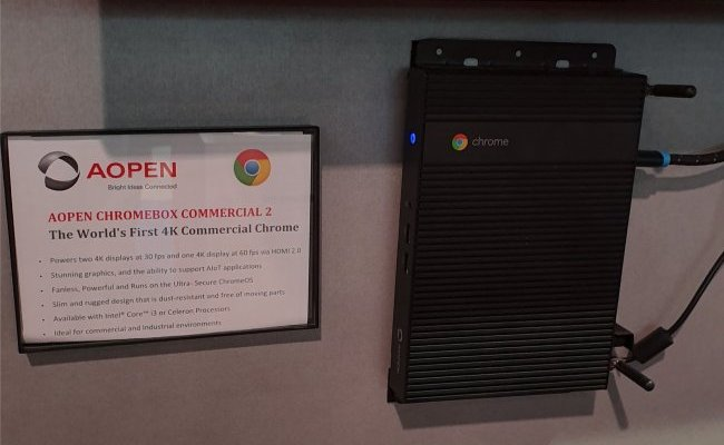 AOpen Chromebox Commercial Chromebox 2