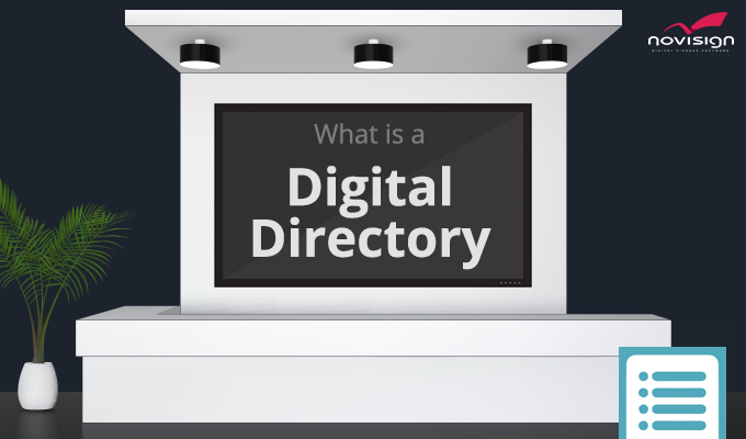 What is a digital directory