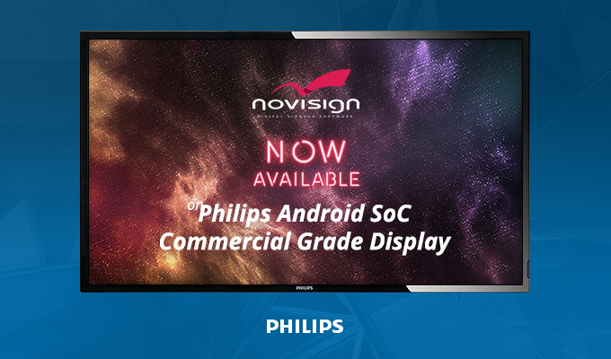 Philips NoviSign