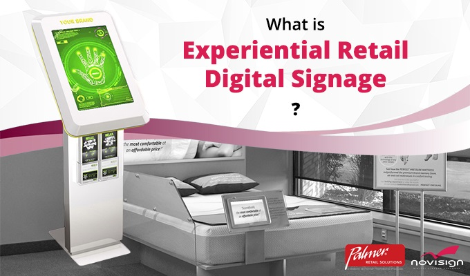 what is retail digital signage