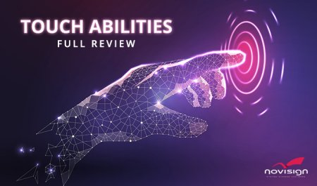 Touch abilities guide