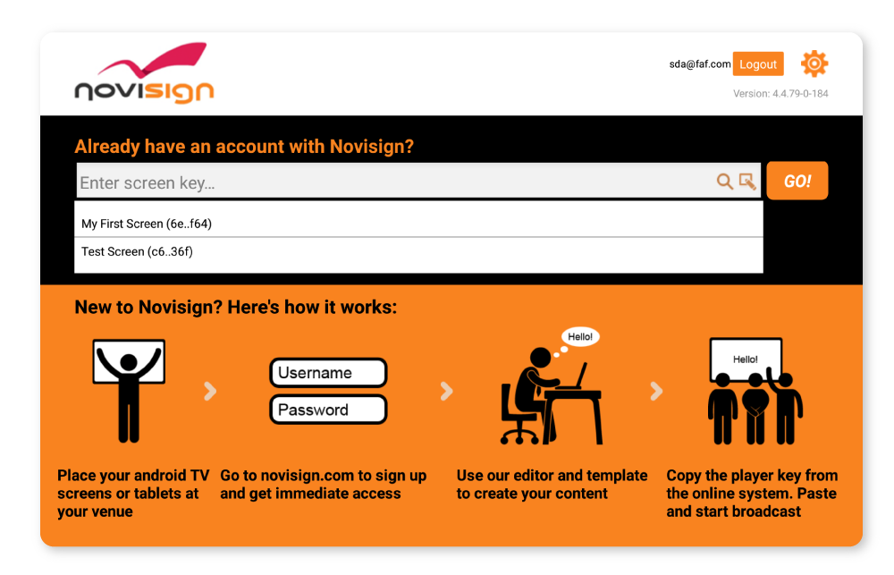 NoviSign Digital Signage User Guide (Digital Signage Software)