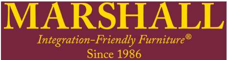 Marshal AV Furniture Logo