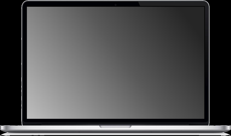 Laptop for broadcasting media